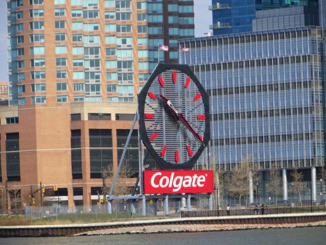 Colgate Clock - NJ