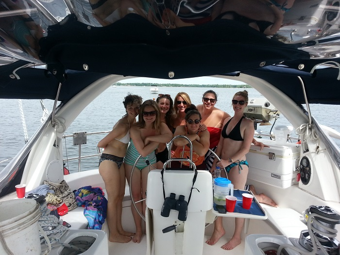 Bachelorette Party Cruise