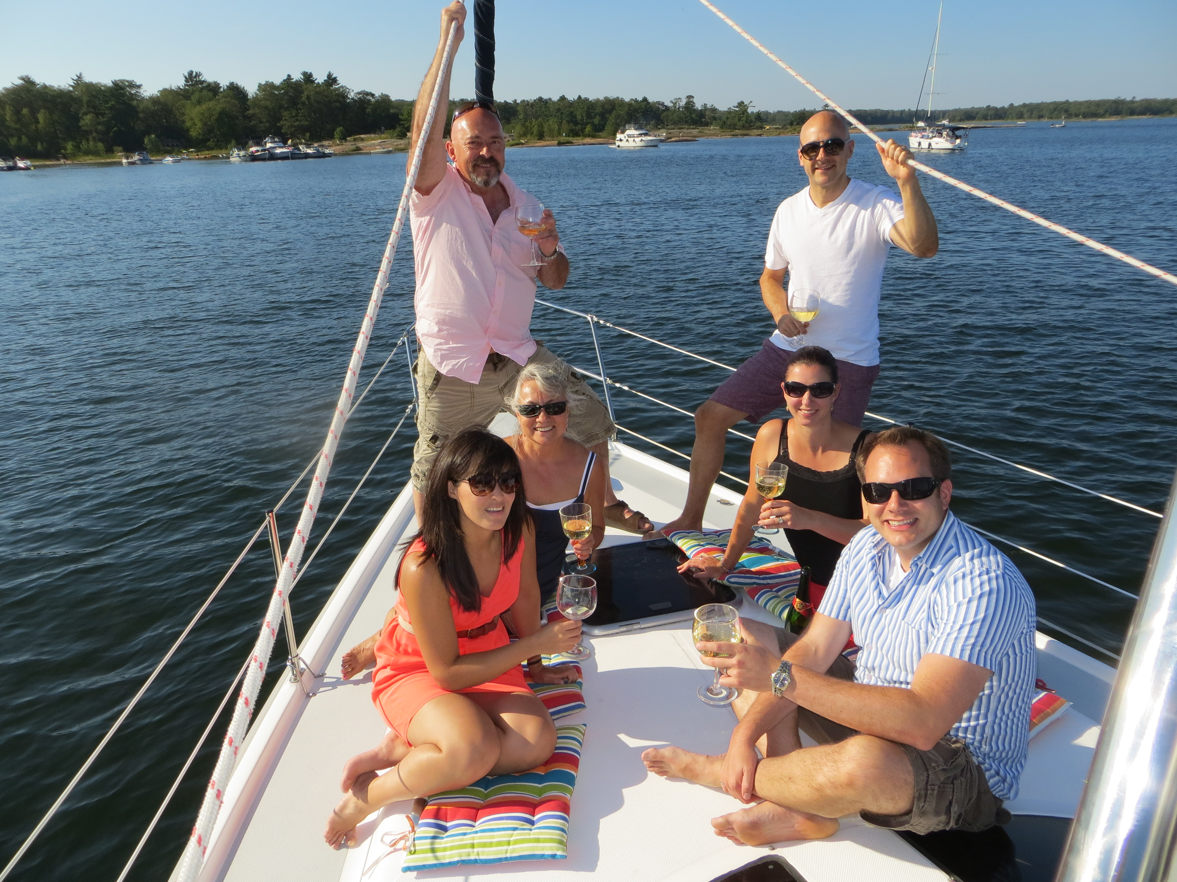 The Robitaille Sunset Dinner Cruise