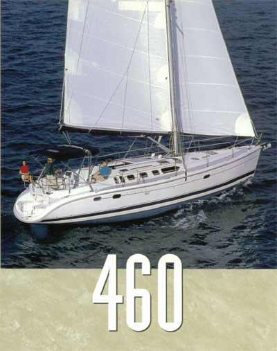 Hunter 460 Yacht - Caribbean Cruises